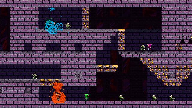 Impresiones con Roving Rogue. Plataformas con sabor español en Wii U