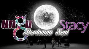Lirik Dan Kunci Gitar Ungu Feat Stacy Angie - Berteman Sepi