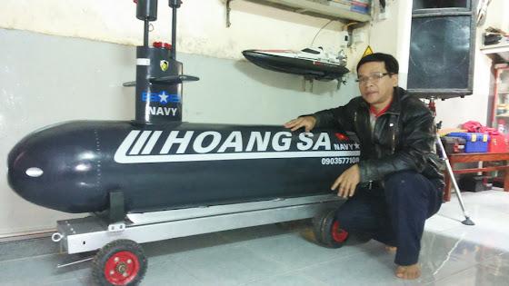 Hoang Sa ROV