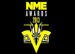 NME Awards 2013 Logo