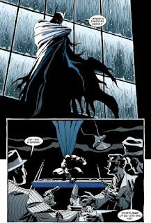 Batman from Batman Legends of the Dark Knight Special Edition #1 from DC Comics