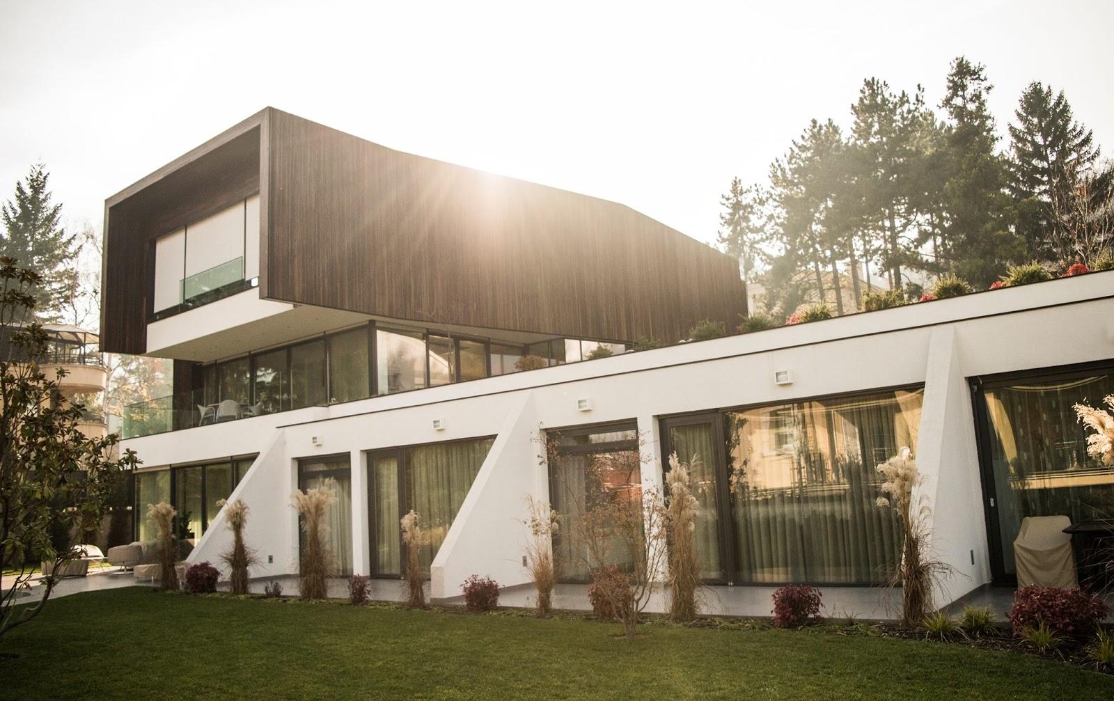 haus auf vodno bekommt architektur preis 2015 neues aus mazedonien. Black Bedroom Furniture Sets. Home Design Ideas