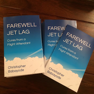 Farewell Jet Lag, Cures from a Flight Attendant