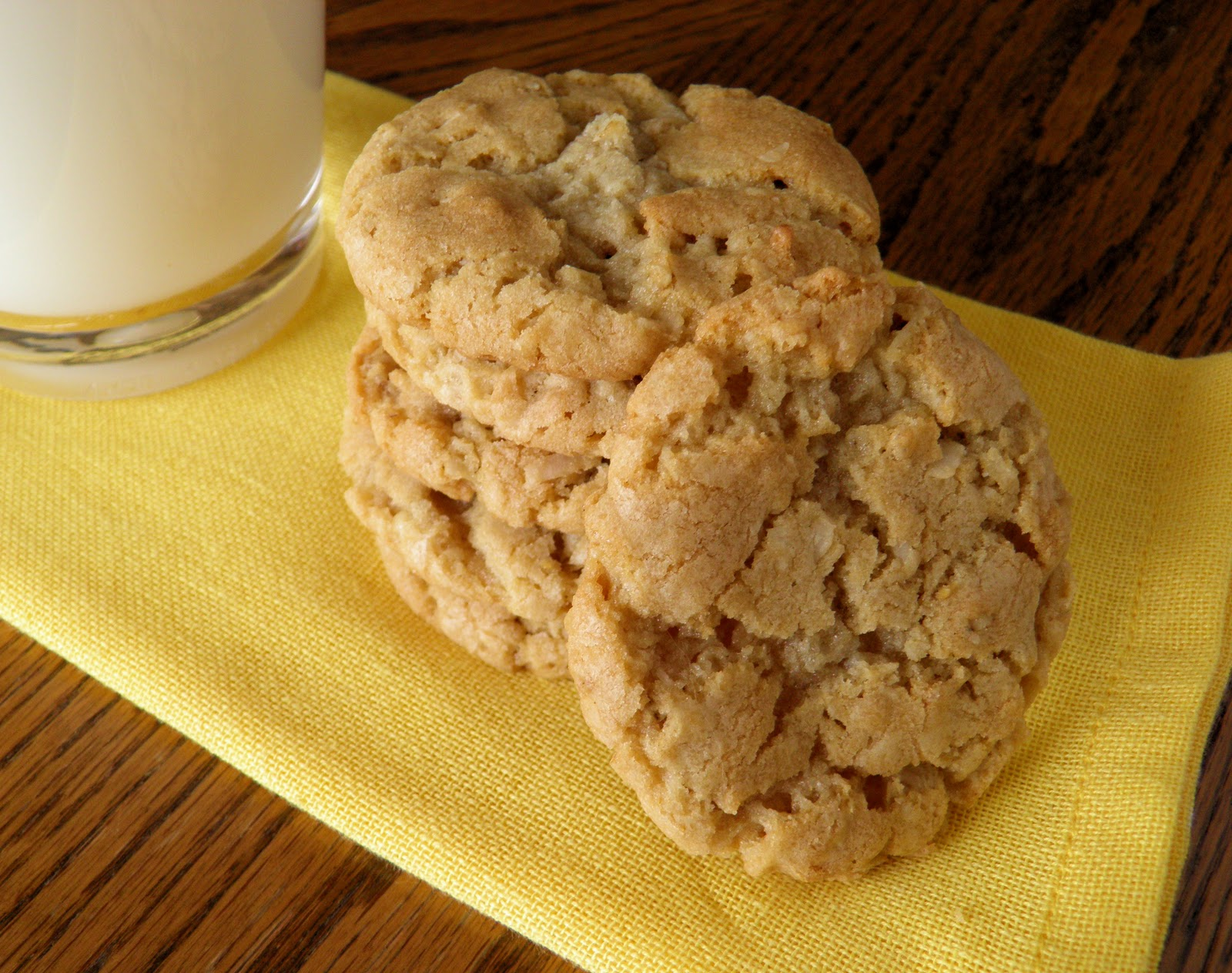 Cookie recipe using rice krispies