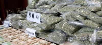 Delito de trafico de drogas