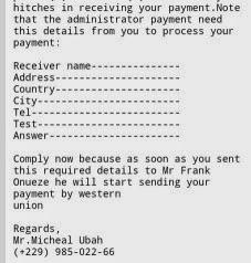 denunciar estafas por internet