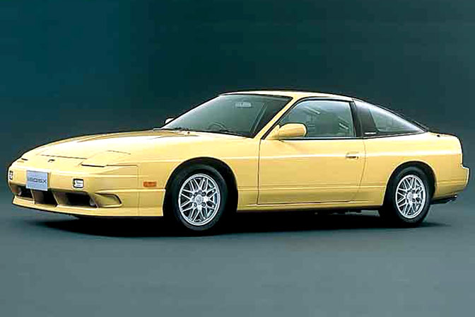 Carnopend: Nissan 200SX S13 Silvia CA18DET User and Service ... on