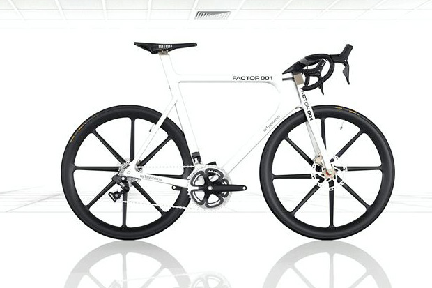 BERU f1 Systems Factor 001 Bicycle