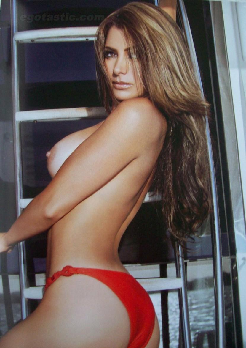 Fotos De Pilar Montenegro Posando Desnuda Para Playboy Meico