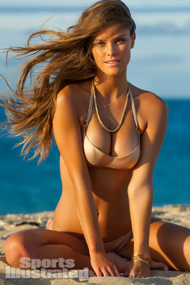 STORIES WALL LIFESTYLE - Nina Agdal Hot Model Sports Illusttrated Magazine