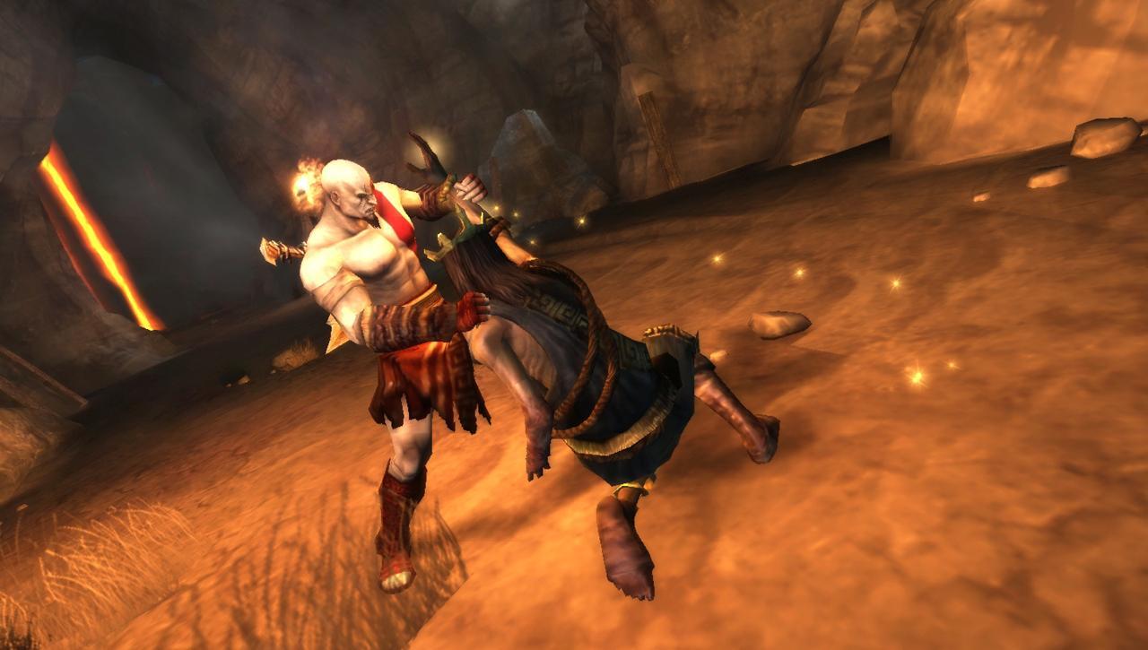 Kratos Brother Deimos god of war ghost of sp...