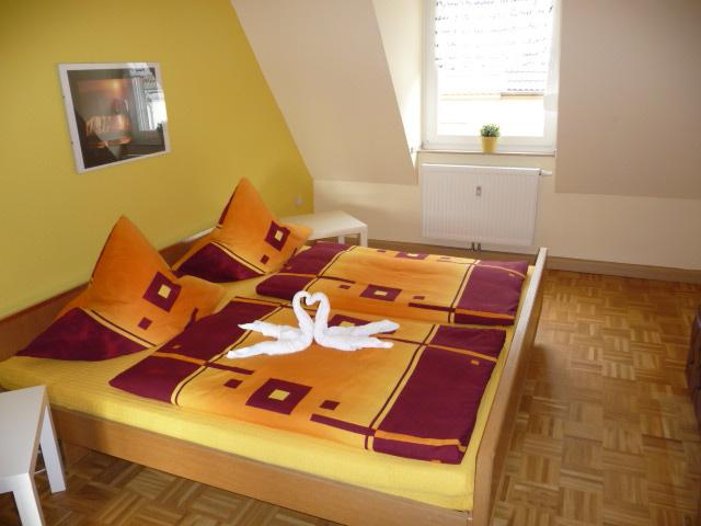 XXL-Apartment 5 - Schlafzimmer 3