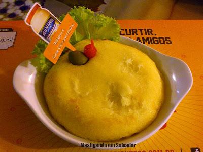 Porto Caymmi Lounge Bar: Aipim Mania (Comida di Buteco)