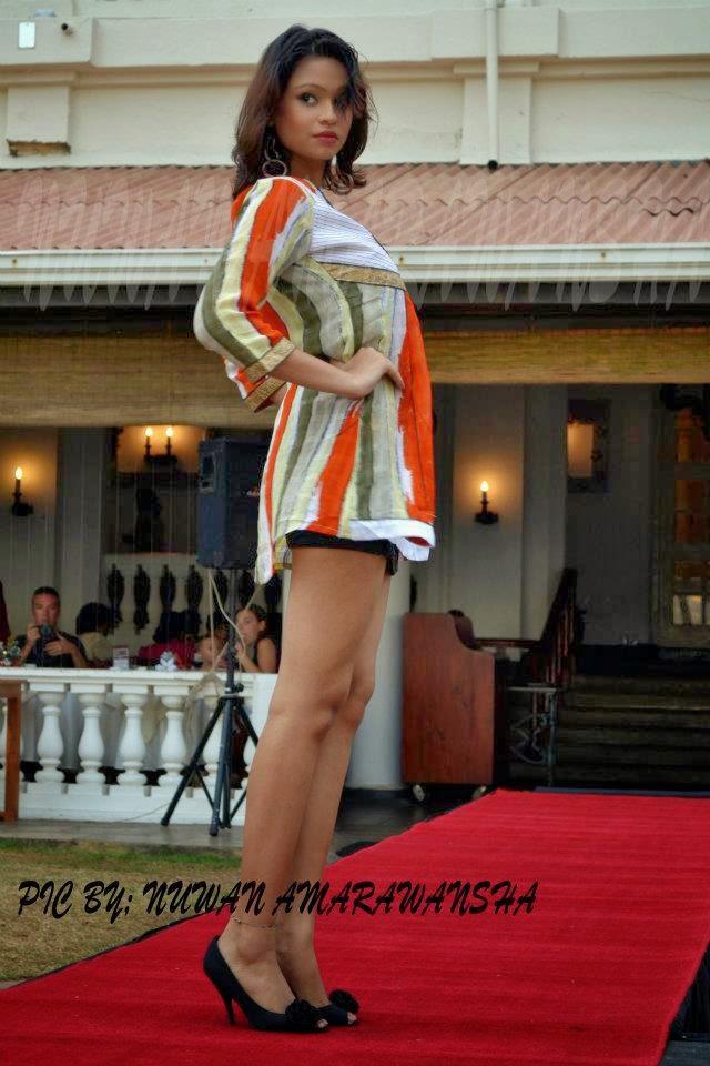 Sri Lankan top model