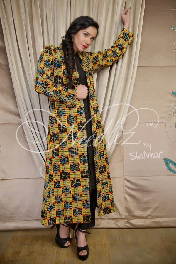 Needlez by Shalimar Chiffon Collection