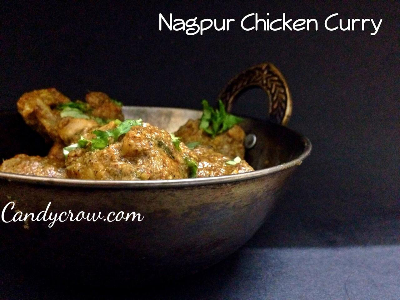 Nagpur Chicken Curry Recipe