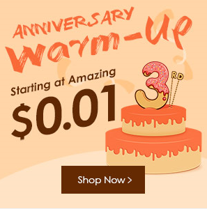 Zaful Anniversary Promotion
