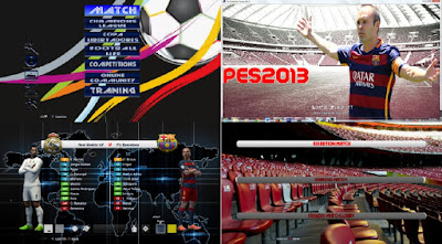 PES 2013 New Graphic Patch By A.R.M