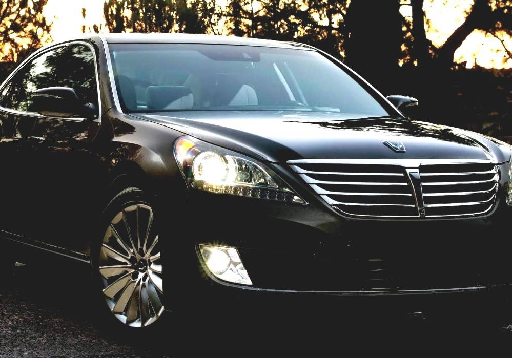 Hyundai Equus   Who Makes Equus Car