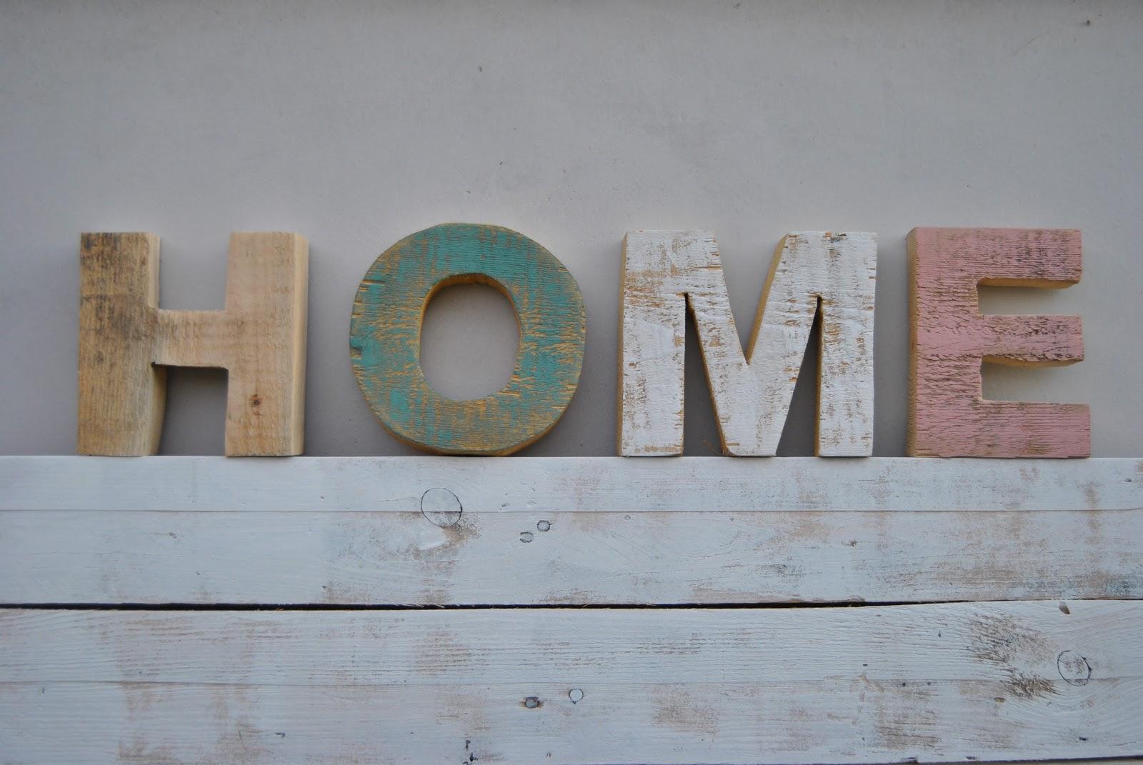Decorar letras de madera stunning hoy os traigo una cosa nueva letras de madera alteradas y - Letras de madera para decorar ...