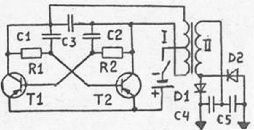 Как бы сделать электрошок 28