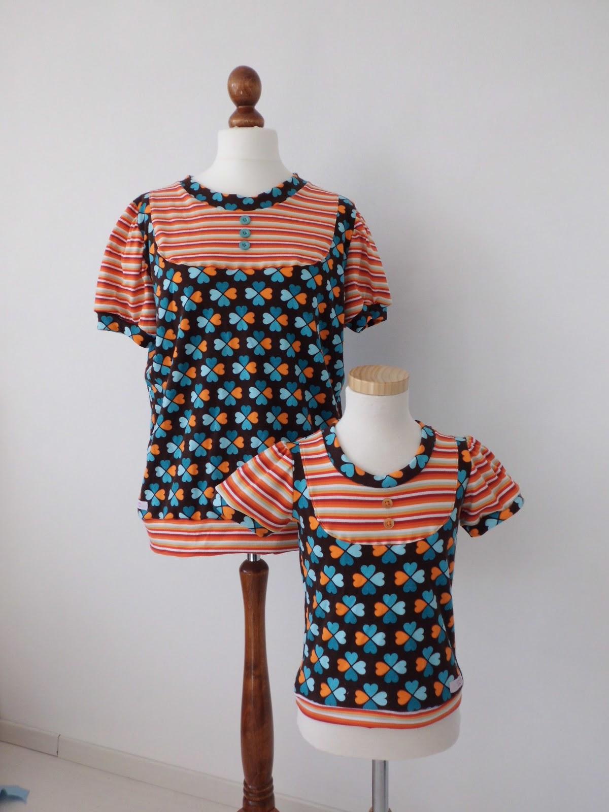 Für Kids Mütter Und Die Großen: .CharmingQuiltCompany.: Mutter-Tochter-Shirts