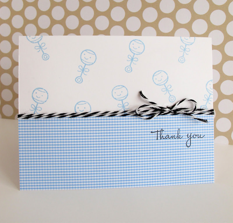 Baby Gifts Zurich : Seize the stamp baby gift thank you notes