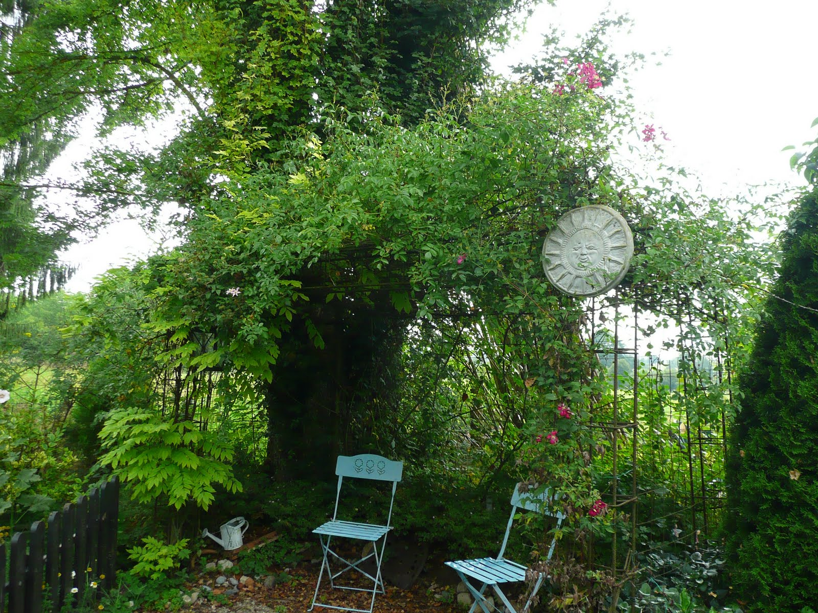 Notre jardin secret jardin de meli melo for Jardin secret 78