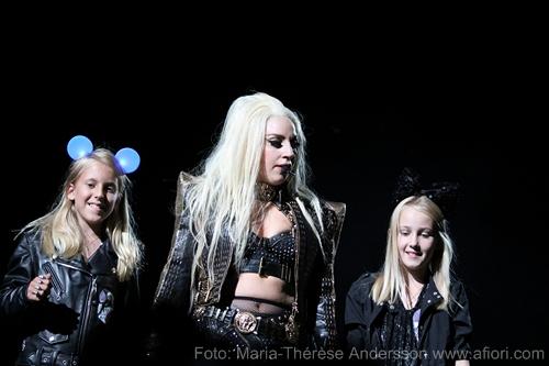 Lady Gaga Sweden 2012 photo: Maria-Thérèse Andersson www.afiori.com