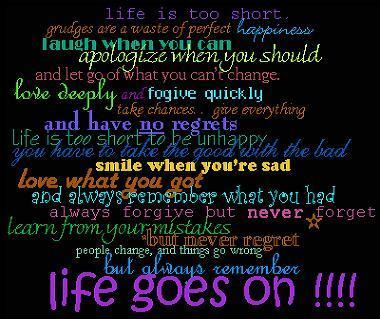 Life Quotes My World