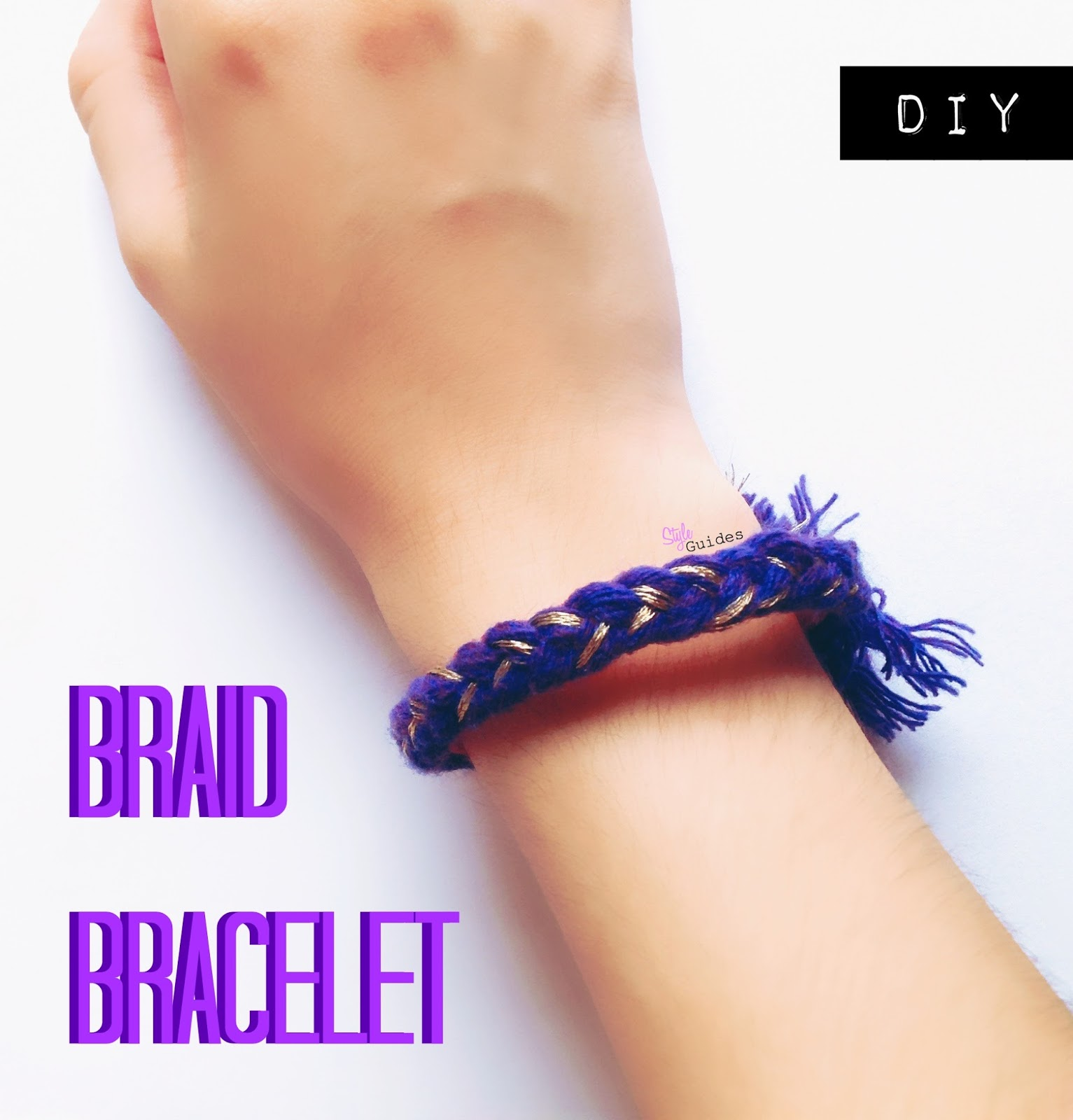 diy bracelet fashion accessories