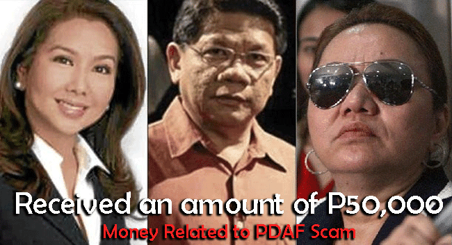 Mike Enriquez and Korina Sanchez Deny Receiving money amounting of P50,000 Money Related to PDAF Scam