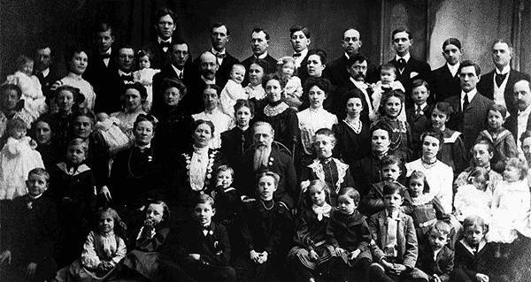 Keluarga Besar Vassilyev