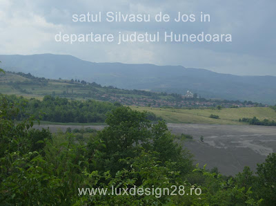 poza de pe drumul catre manastirea Sf. Treime de la Prislop