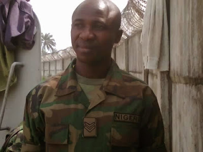 See Photos Of The Soldier Who Died After Sustaining Bullet Wounds During The Fight Against Boko Haram