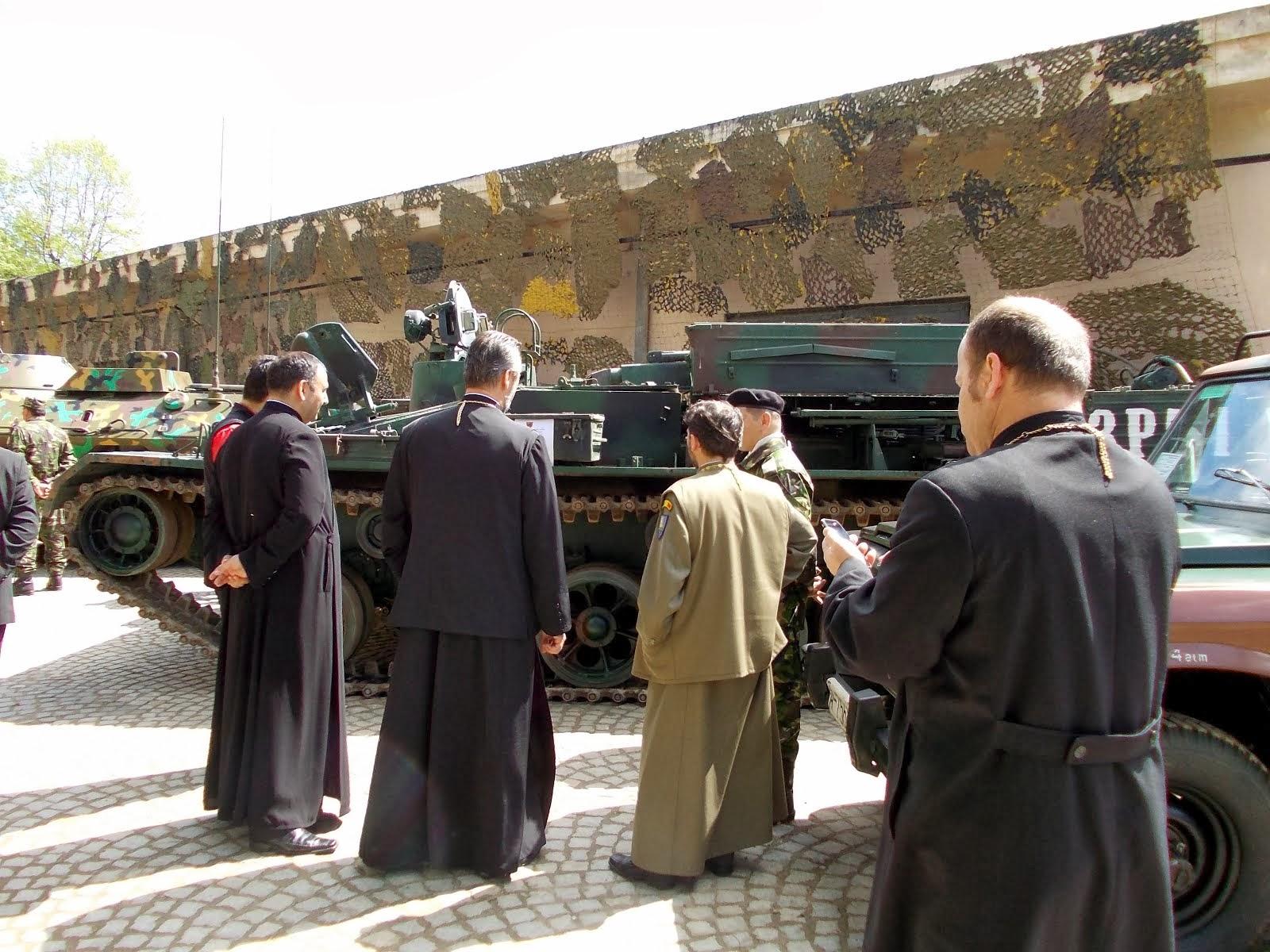 Negocieri privind înzestrarea Armatei Române