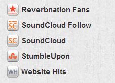 Aumenta gratuitamente Fans e Visite con AddMeFast! Il migliore sito in circolazione!