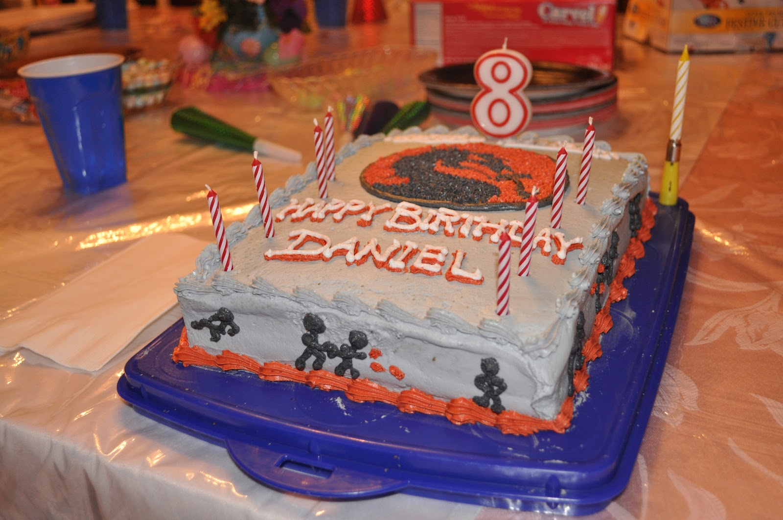 Prison City Cakes Geek My Cake Part One