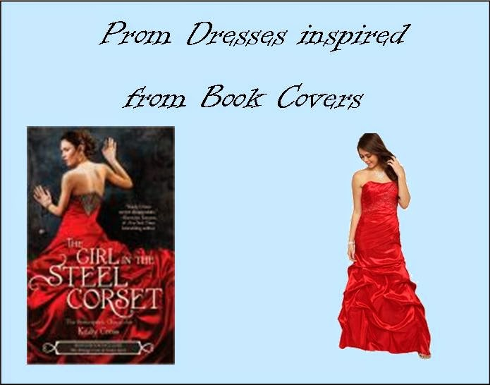 Book Inspired Prom Dresses
