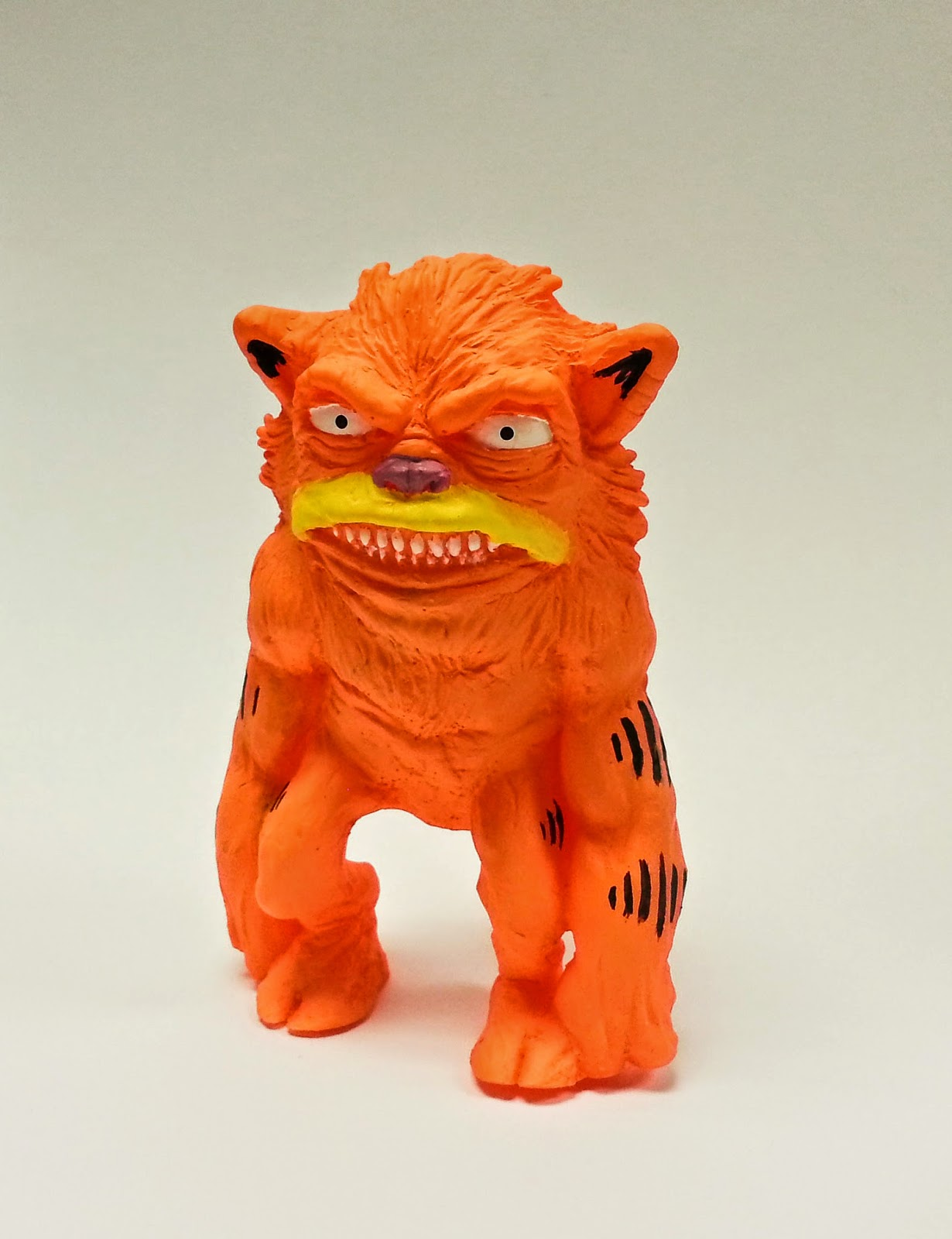 """Garfield"" Ghoulie Resin Figure by Motorbot"