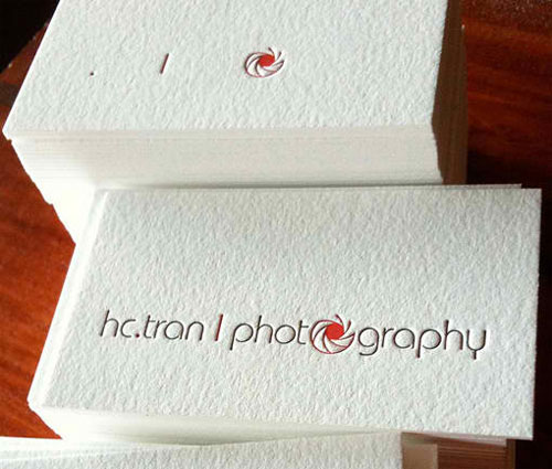40 Clean White Business Cards for your Inspiration