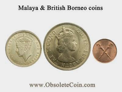 Malaya coin