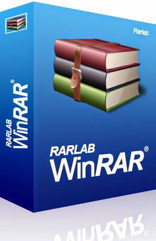 Download Winrar (32-bit) dan (64-bit) Terbaru