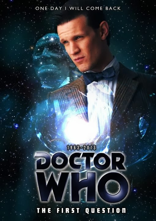 Doctor Who 50 aniversario poster