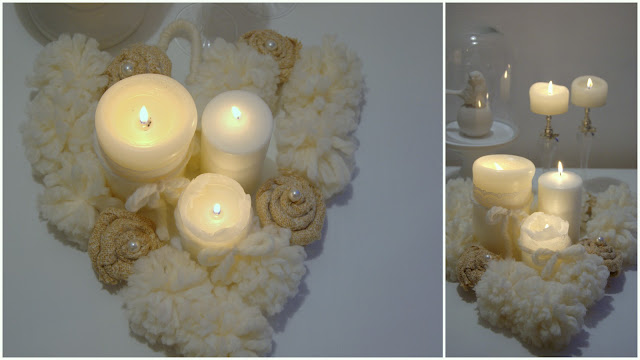 pom pom decoration http://shabbychiclife-silvia.blogspot.it