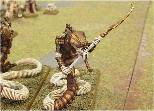 Sepulchral Stalker model picture Tomb Kings