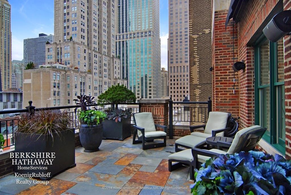 Jak wyglądają luksusowe chicagowskie apartamenty?