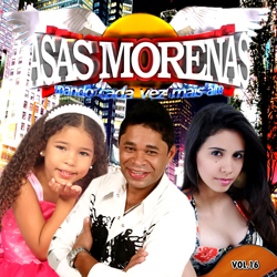 Asas Morenas - Vol.16