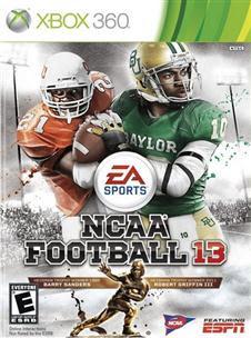 Ncaa Football 13   XBOX 360