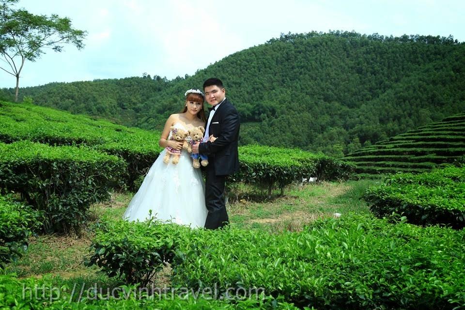 Địa điểm chụp ảnh cưới đẹp tại tỉnh Phú Thọ